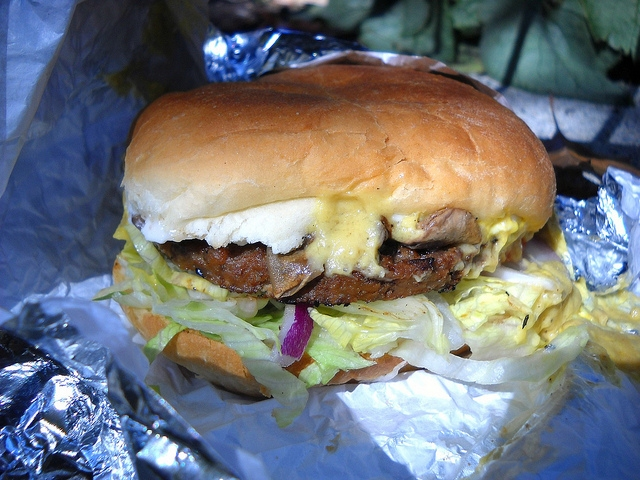best vegetarian burger
